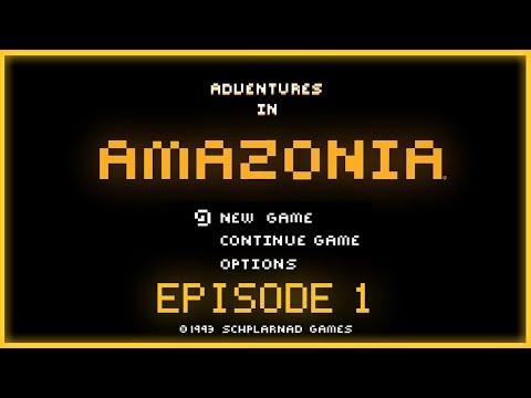 Amazonia: EPISODE 1