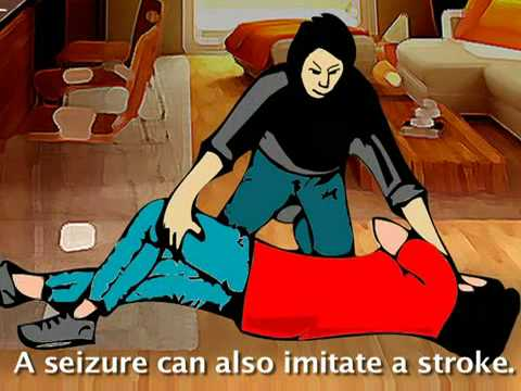 Strokes vs Seizures