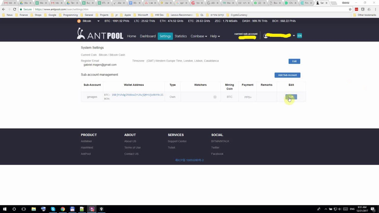 Antpool Mining Pools Ar Coin Mining – CECOLOR
