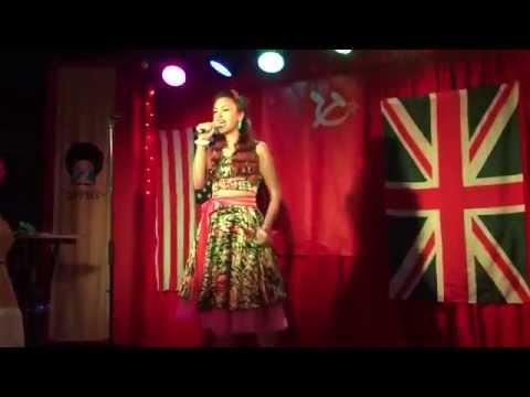 Butterfly Vocal Studio - Рината - Ему не нужна американская жена (OST Стиляги)