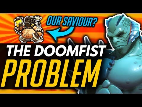 Overwatch | The Doomfist PROBLEM + How Roadhog Could Fix It!