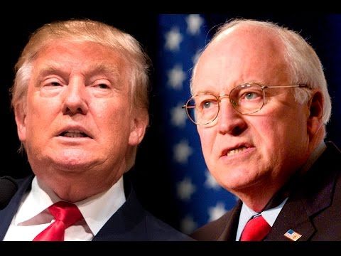 Donald Trump Vs Dick Cheney -- Who