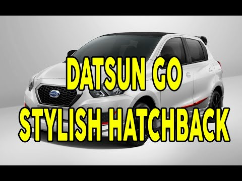 Datsun Go Hatchback T-Active