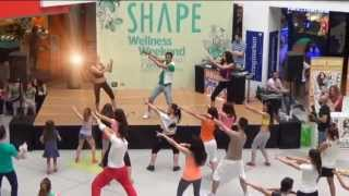 TUMBAO fitness and dance by Pedro Santana