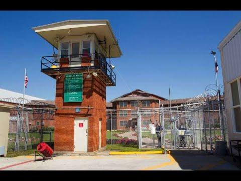 (VLOG-68) Trucker Go's To Prison In Texas. Ellis Unit Maximum Security. Prison Life