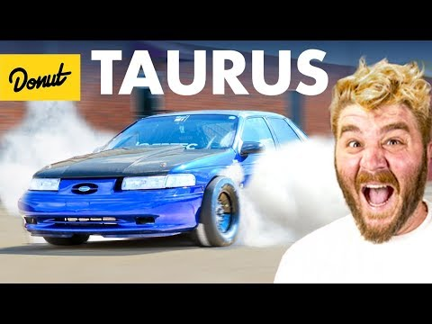 Ford Taurus - Everything You Need to Know | Up to Speed