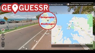 Geoguessr - Threelimination (No Moving with a pass mark)