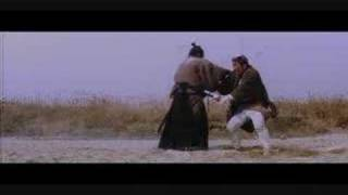 The Blind Swordsman Zatoichi