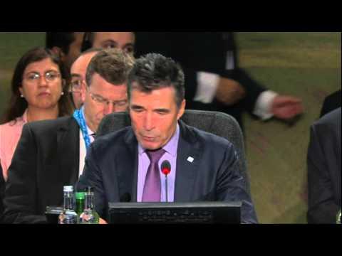 NATO Wales Summit - North Atlantic Council opening, 05 SEP 2014