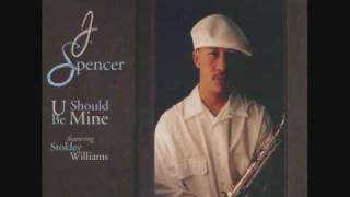 J. Spencer feat. Stokley Williams - U Should Be Mine [A cappella]