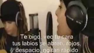 Tokio Hotel -Reden unplugged subtitulada