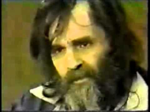 charles manson : best interview