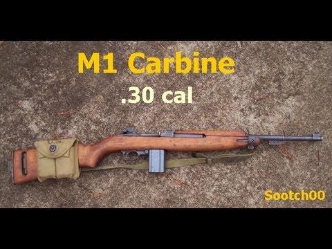 M-1 30 caliber Carbine