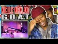 WHY HER NECK SO ATHLETIC    Eric Bellinger   G O A T    Choreography by Nicole Kirkland    TMillyTV