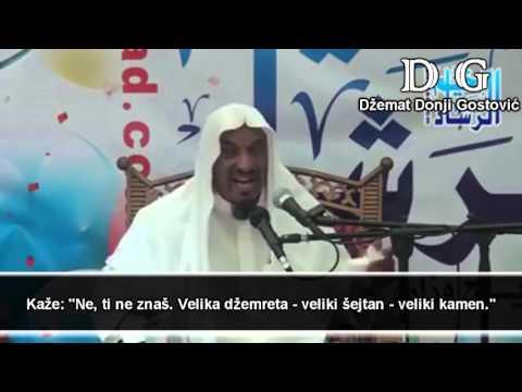Smiješan slučaj na hadždžu | Sulejman Džubejlan
