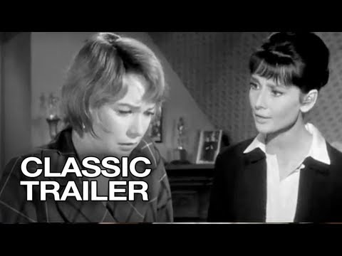 The Children's Hour Official Trailer #1 - Shirley MacLaine Movie (1961) HD