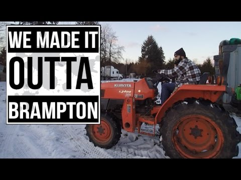 BG - We Made It Outta Brampton