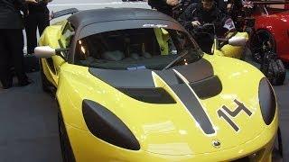 Lotus Elise S Cup R 2014 Videos
