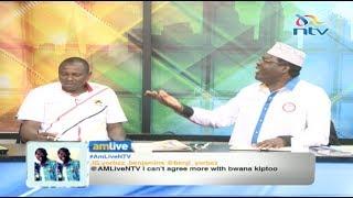 Miguna Miguna deconstructs Jubilee's claims of moderators' bias against Uhuru Kenyatta