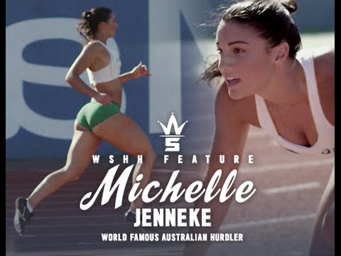 Michelle Jenneke: World Famous Australian Hurdler (WSHH Special Feature)