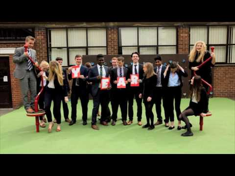 Wellingborough School Leavers 2016