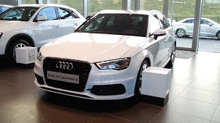 Audi A3 Sportback S line 2015 In Depth Review Interior Exterior