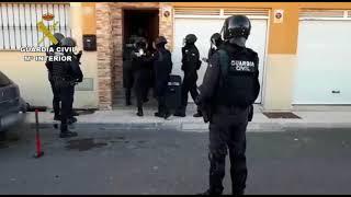 Desarticulado un grupo criminal que asaltó a un camionero a punta de pistola y le robó en Marcilla