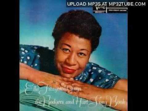Ella Fitzgerald - I Got Rhythm