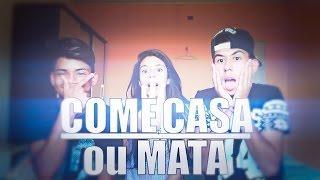 Gambar cover COME, CASA OU MATA?