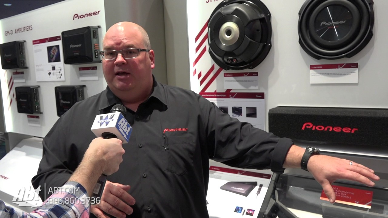 Ces 2017 Pioneer Ts Wx70da Subwoofer Youtube Wiring Diagram Dual 2 Ohm