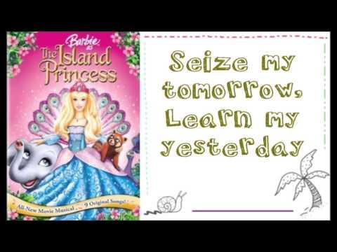 Barbie as The Island Princess - I Need to Know (Pop Version) w/lyrics