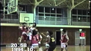 NTECHJC1994 (10/6 ) インカレ予選前・練習試合【工短VS加賀田】