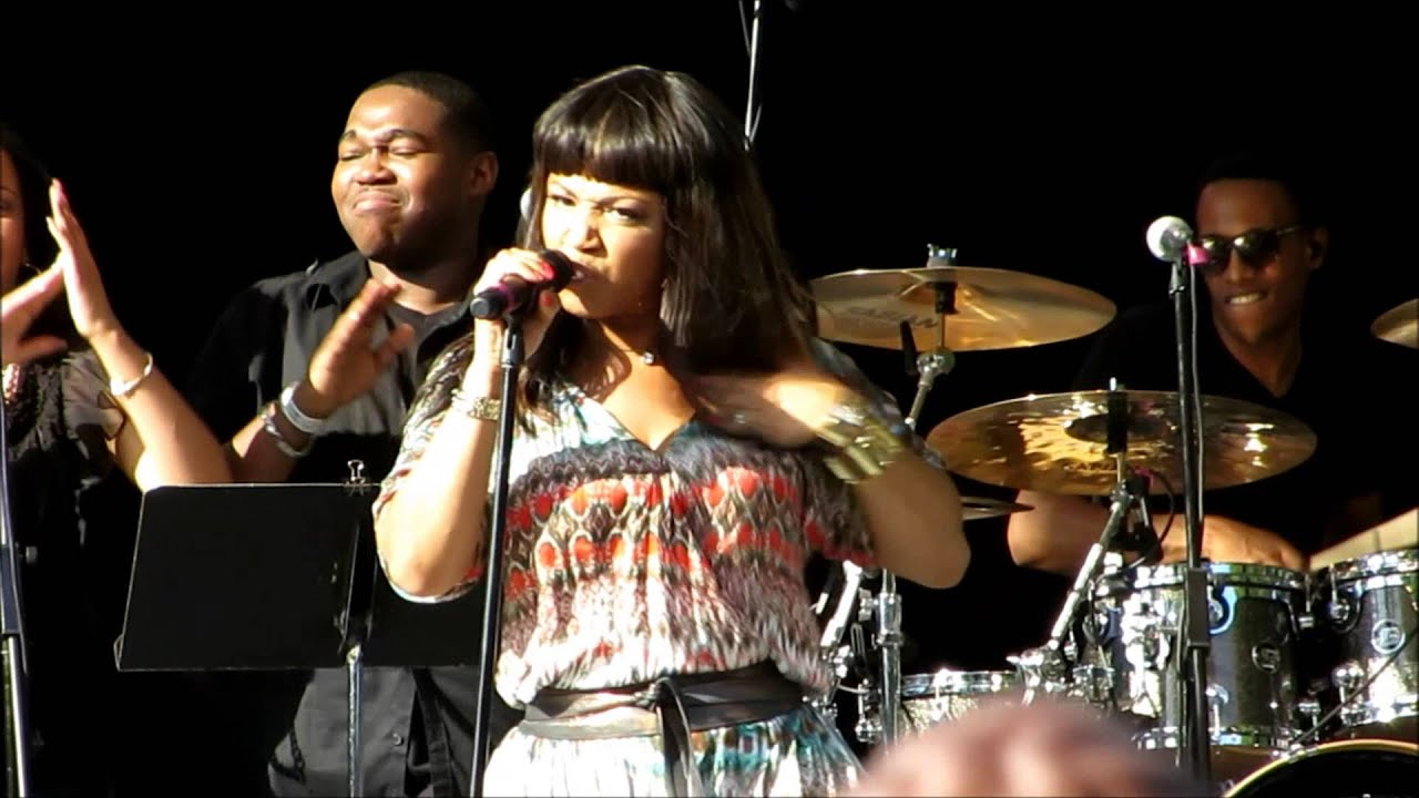 Erica Campbell A Little More Jesus - Summerstage Cen -6532