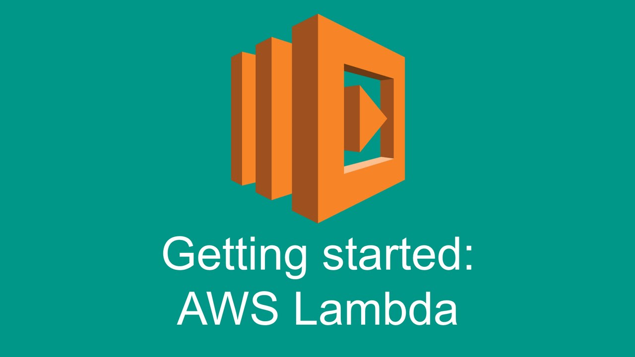 Introduction (Getting started with AWS Lambda, part 1)