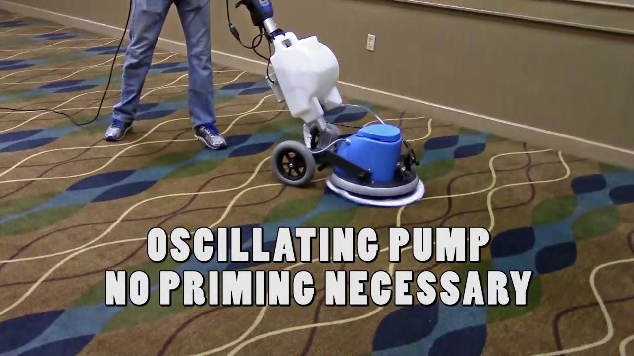 Toro orbital floor scrubber for encapsulation cleaning youtube toro orbital floor scrubber for encapsulation cleaning dailygadgetfo Choice Image