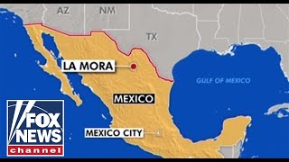 At least 9 Americans killed in Mexico drug cartel attack
