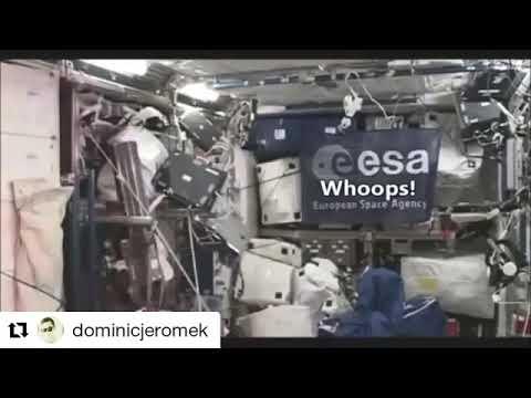 NASA GREEN SCREEN FAIL
