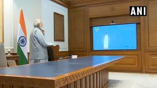 Chandrayaan-2 launch: PM Modi watches lift-off