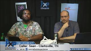 Buddhist Wants to Know Views on Re-incarnation | Sean - Clarksville, TN | Atheist Experience 20.46