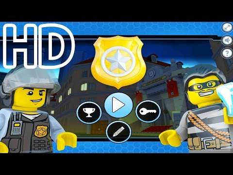 Lego Blue Diamond Chase Full HD