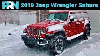 Road Trip to Toronto! | 2019 Jeep Wrangler Sahara | TestDrive Spotlight