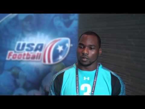 Tips From Pros   NFL Combine   Linebackers   Part 3   USA Football