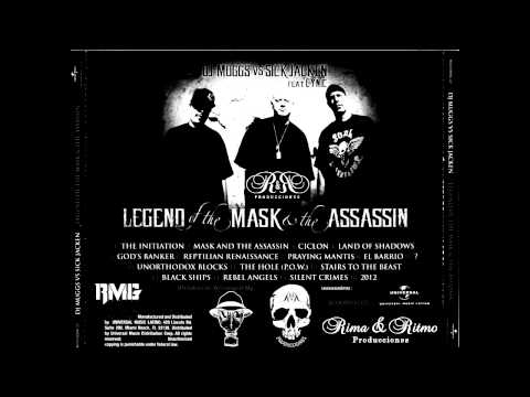 Sick Jacken , Cynic & Dj Muggs - Legend of the MASK & the ASSASSIN (Remixed by Sacx One) full album