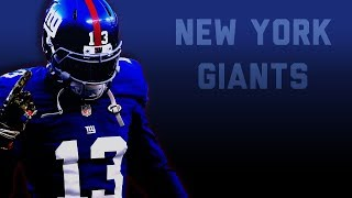 New York Giants || Fine China || Highlights