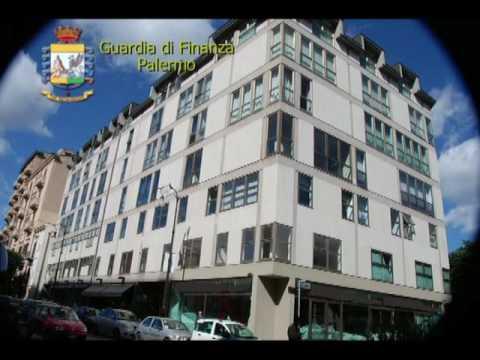 """Guardia finanza Palermo """"Operazione Andorra"""""""