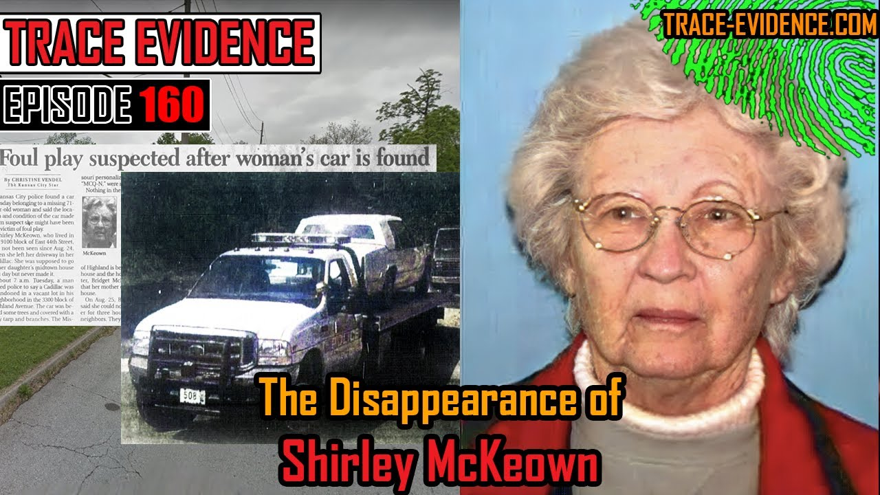 160 - The Disappearance of Shirley McKeown