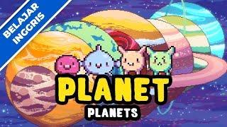 Belajar Bahasa Inggris Versi Terbaru | Planet | Lagu Anak Terpopuler 2019 | Bibitsku