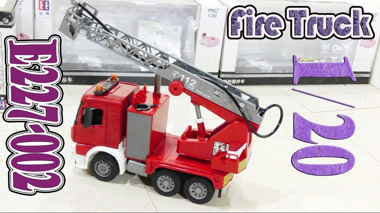 Elektrisches Spielzeug C 1:20 Double Eagle Betonmischer Mercedes Arocs Ferngesteuerter R