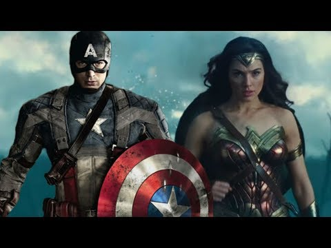 10 Plot Points Wonder Woman Stole From Marvel