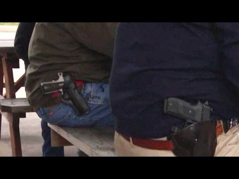 Texas college gun law raising questions and concerns